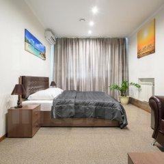Гостиница Магнит Номер Делюкс разные типы кроватей фото 10