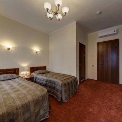 Мини-отель Соната на Невском 5 Номер Комфорт разные типы кроватей фото 17