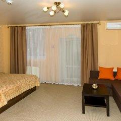 Гостиница Авеню Полулюкс с двуспальной кроватью фото 6
