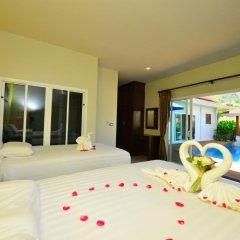 Отель Ban Thai Villa Пхукет комната для гостей фото 4
