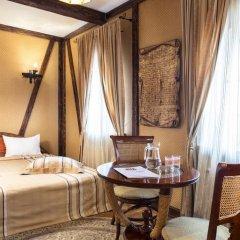 Historical Hotel Fortetsya Hetmana 4* Люкс с различными типами кроватей фото 14