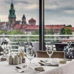 Отель Kossak Hotel Польша, Краков - 1 отзыв об отеле, цены и фото номеров - забронировать отель Kossak Hotel онлайн питание фото 3