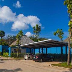 Отель Wings Phuket Villa by Two Villas HOLIDAY парковка