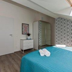 Апартаменты Comfortable Prague Apartments Улучшенные апартаменты с 2 отдельными кроватями