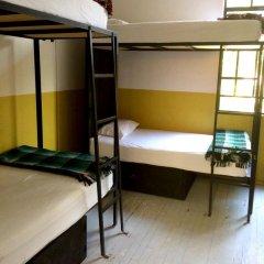 Отель Stayinn Barefoot Condesa Кровать в общем номере