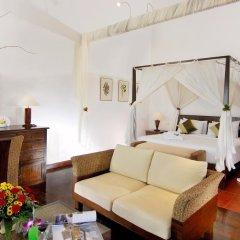 Отель Mangosteen Ayurveda & Wellness Resort 4* Семейный люкс с двуспальной кроватью фото 8
