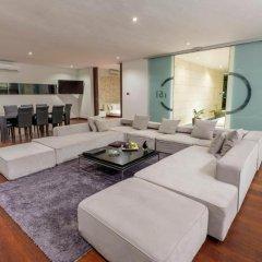 Отель C151 Smart Villas Dreamland 5* Вилла с различными типами кроватей фото 17