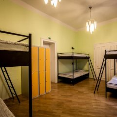 Ahoy! Hostel Кровать в общем номере с двухъярусной кроватью фото 9