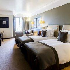Отель Crowne Plaza Porto 5* Номер Делюкс разные типы кроватей фото 5