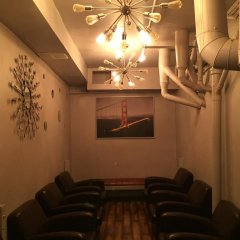 Amsterdam Hostel San Francisco интерьер отеля фото 2