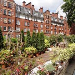 Апартаменты Studios 2 Let Serviced Apartments - Cartwright Gardens балкон