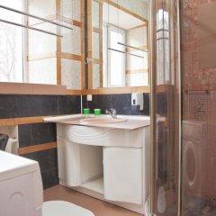 Апартаменты Apartments On Krasnie Vorota ванная