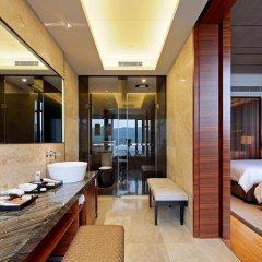 Отель Jinling Resort Tianquan Lake 5* Номер Делюкс с различными типами кроватей фото 4
