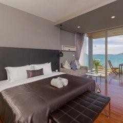 Отель X10 Seaview Suite Panwa Beach Люкс с двуспальной кроватью фото 13
