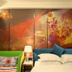 Апартаменты Guangzhou Chimelong Heefun International Service Apartment Гуанчжоу интерьер отеля фото 2