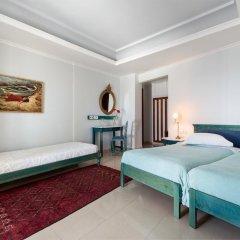 Villa Renos Hotel 4* Номер Делюкс с двуспальной кроватью фото 8