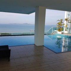 Cosy Beach Hotel Паттайя бассейн фото 2