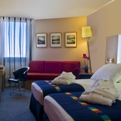 Park Inn by Radisson Nice Airport Hotel 4* Стандартный номер с различными типами кроватей фото 2