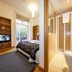 Апартаменты Studios 2 Let Serviced Apartments - Cartwright Gardens Студия с различными типами кроватей фото 33