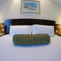 Boulevard Hotel Bangkok 4* Стандартный номер с разными типами кроватей фото 2