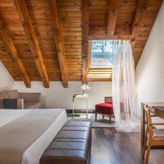 Отель NH Collection Palacio de Tepa 5* Номер Делюкс с различными типами кроватей фото 7