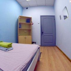 Fantomas Hostel Номер Эконом двуспальная кровать фото 6