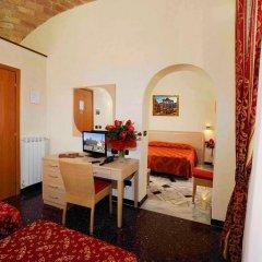 Hotel Campidoglio 3* Стандартный номер с различными типами кроватей фото 7