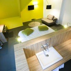 Отель Best Western Plus Berghotel Amersfoort 4* Улучшенный номер с различными типами кроватей фото 3