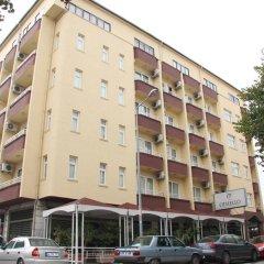 Othello Hotel Турция, Мерсин - отзывы, цены и фото номеров - забронировать отель Othello Hotel онлайн вид на фасад фото 2
