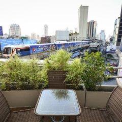 Отель Sukhumvit Suites Бангкок балкон