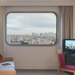 Отель Novotel Paris Centre Tour Eiffel 4* Улучшенный номер с разными типами кроватей фото 15