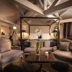 Отель Hôtel Saint Amour La Tartane 5* Стандартный номер с различными типами кроватей фото 5