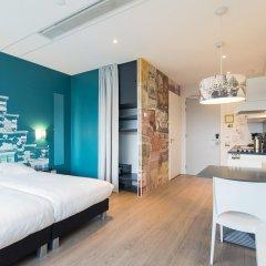 Отель Amsterdam ID Aparthotel 3* Апартаменты Премиум с различными типами кроватей фото 7