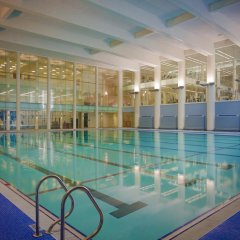 YMCA Three Arches Hotel Израиль, Иерусалим - 2 отзыва об отеле, цены и фото номеров - забронировать отель YMCA Three Arches Hotel онлайн бассейн фото 3