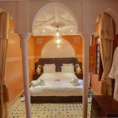 Отель Dar Ikalimo Marrakech 3* Улучшенный номер с различными типами кроватей фото 4