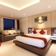 Отель Paripas Patong Resort 4* Люкс Премиум с разными типами кроватей фото 9