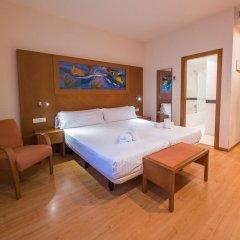 Отель Checkin Valencia 4* Стандартный номер разные типы кроватей фото 2