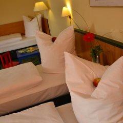 Comfort Hotel Lichtenberg 3* Стандартный семейный номер с различными типами кроватей