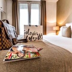 Отель Atelier Montparnasse Hôtel в номере