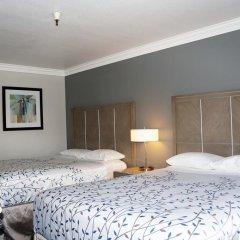 Отель Americas Best Value Inn - Milpitas 2* Стандартный номер с различными типами кроватей