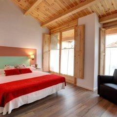 Отель La Freixera 4* Номер Делюкс с различными типами кроватей фото 3