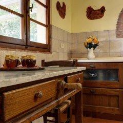 Отель Agriturismo Fattoria La Prugnola Монтескудаио ванная фото 2