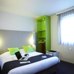 Отель Campanile Lyon Centre - Gare Part Dieu 3* Улучшенный номер с различными типами кроватей фото 2