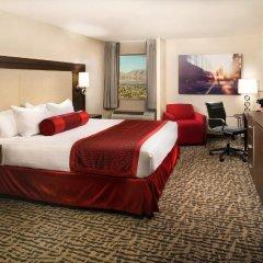 Stratosphere Hotel, Casino & Tower 3* Стандартный номер с двуспальной кроватью фото 7