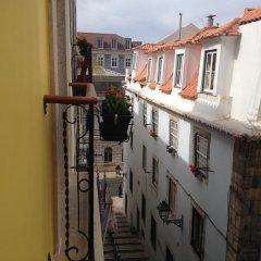 Отель Bica 10 балкон