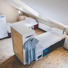 Hostel Jamaika Кровать в общем номере с двухъярусной кроватью фото 26