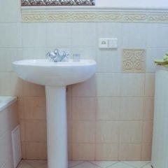 Апартаменты Central Apartments Львов ванная