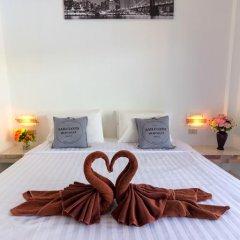 Отель Baan Chaylay Karon 3* Стандартный номер с различными типами кроватей фото 13