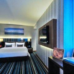 Отель The Continent Bangkok by Compass Hospitality 4* Номер категории Премиум с различными типами кроватей фото 50
