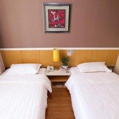Beijing Sicily Hotel 2* Стандартный номер с 2 отдельными кроватями фото 3